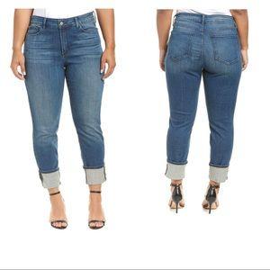 NYDJ Jeans Lorena Boyfriend- size 16